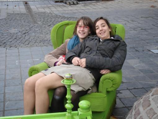 2-persoons-zetel